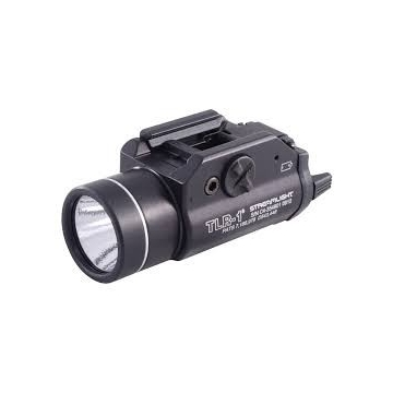Podvěsná zbraňová svítilna STREAMLIGHT TLR-1 HL (800lm - černá)