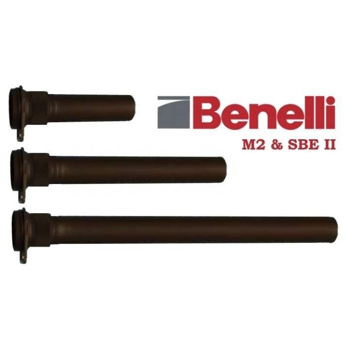 Prodloužení zásobníku na brokovnice Benelli M2 nebo SBE II