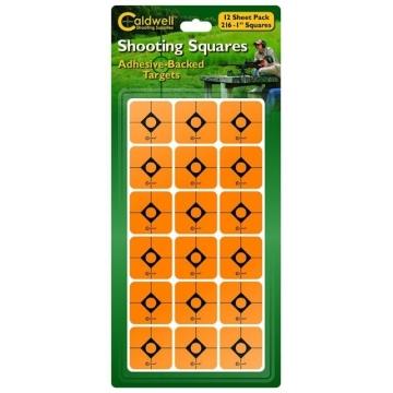 """Shooting Squares - Orange 1"""" 12 ks"""