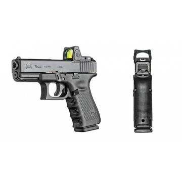Pistole GLOCK 19 4 gen MOS - 9x19 mm