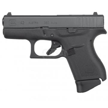 Pistole GLOCK 42 - 9mm Browning (.380Auto)