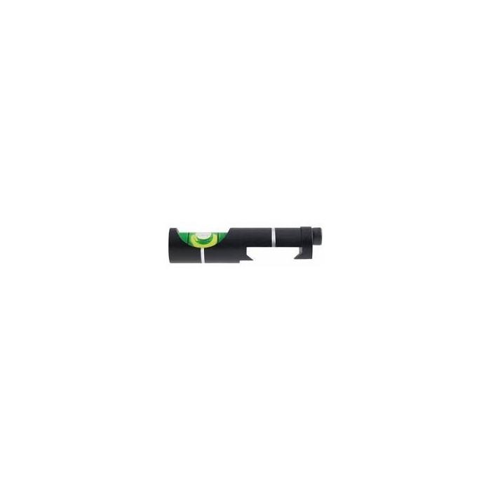Podélná libela s montáží k weaver liště (pro montáž optických zařízení)
