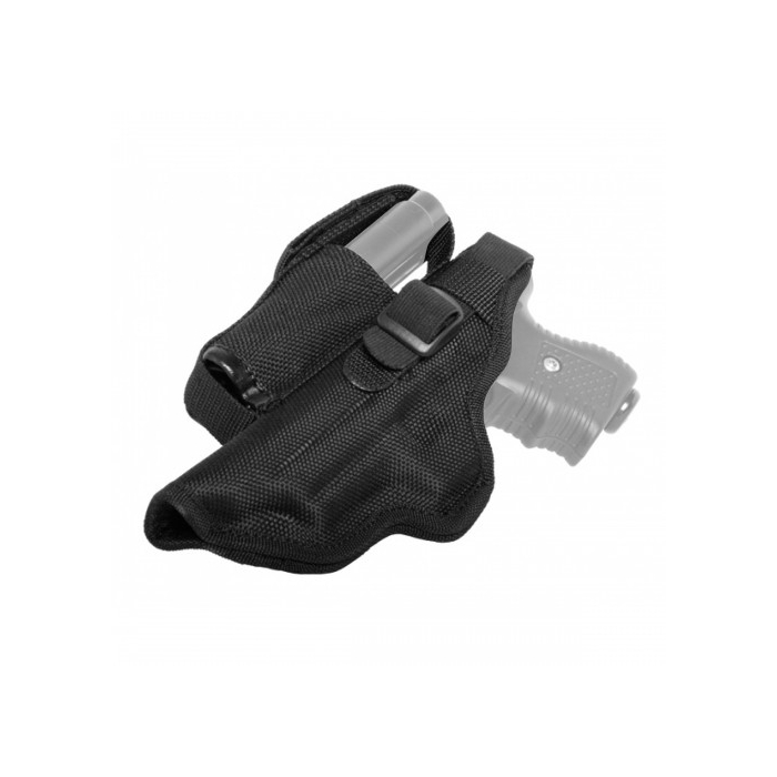 Pouzdro na JPX s kapsou a zásobník (cordura)