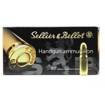 Náboj 7,62x25 (Tokarev) 5,5 g (85grs) Sellier & Bellot