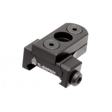 Adaptér UTG pro rychloupínací oko (Picatinny / Weaver / Keymod)