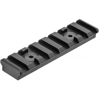 Montážní lišta UTG (Picatinny/Weaver) M-LOK, 8 drážek, černý