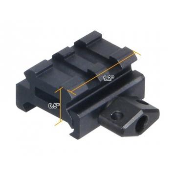 """Montážní lišta pro zvýšení základny UTG Low-profile 0,5"""" (Super compact)"""