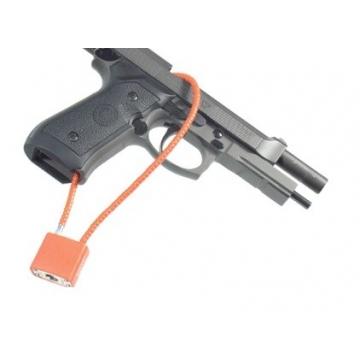 Bezpečnostní zámek na zbraně UTG