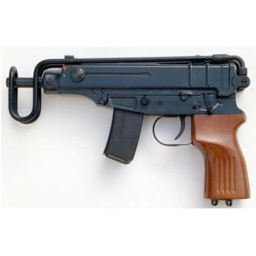 Samopal CZ ŠKORPION 61 S (7,65mm Browning)