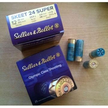 Brokové náboje SB SKEET 24 SUPER 2mm