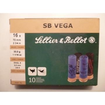 Brokové náboje VEGA 16/70 (3,5mm) Sellier & Bellot
