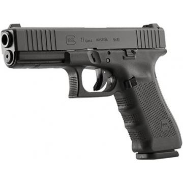 Pistole GLOCK 17 Gen 4 FS - 9x19mm