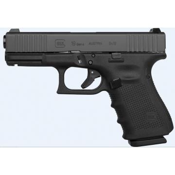 Pistole GLOCK 19 Gen 4 FS - 9x19 mm
