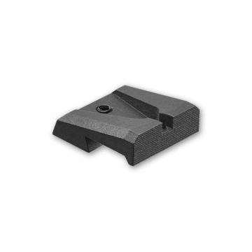 Hledí DEFENDER rýhované pro CZ P-07, CZ P-09 (7,3 mm)