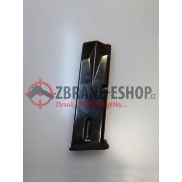 Zásobník TAURUS PT 92, PT 99 9mm, červený podavač, gumová botka (15 nábojů)