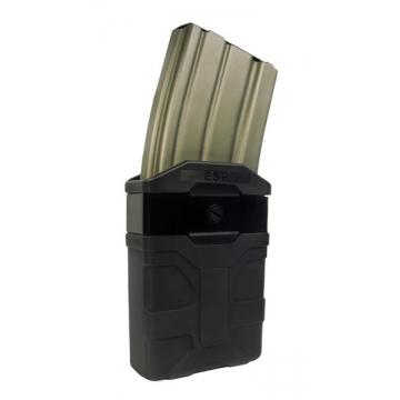 Pouzdro na zásobník (plastové, rotační) M16/M4/AR15
