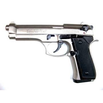 Plynová pistole BRUNI 92 (chrom)