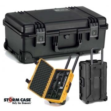 STORM CASE IM2500 BLACK S PĚNOU