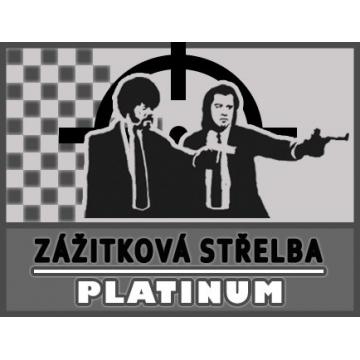 ZÁŽITKOVÁ STŘELBA - PLATINUM