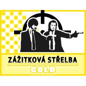 ZÁŽITKOVÁ STŘELBA - GOLD