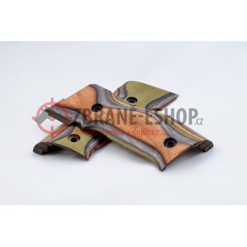 Střenky dřevěné (ruční výroba) SIG SAUER P226 X-Five/X-Six