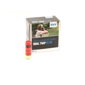 Sportovní brokové střelivo RIVAL TRAP (12/70)