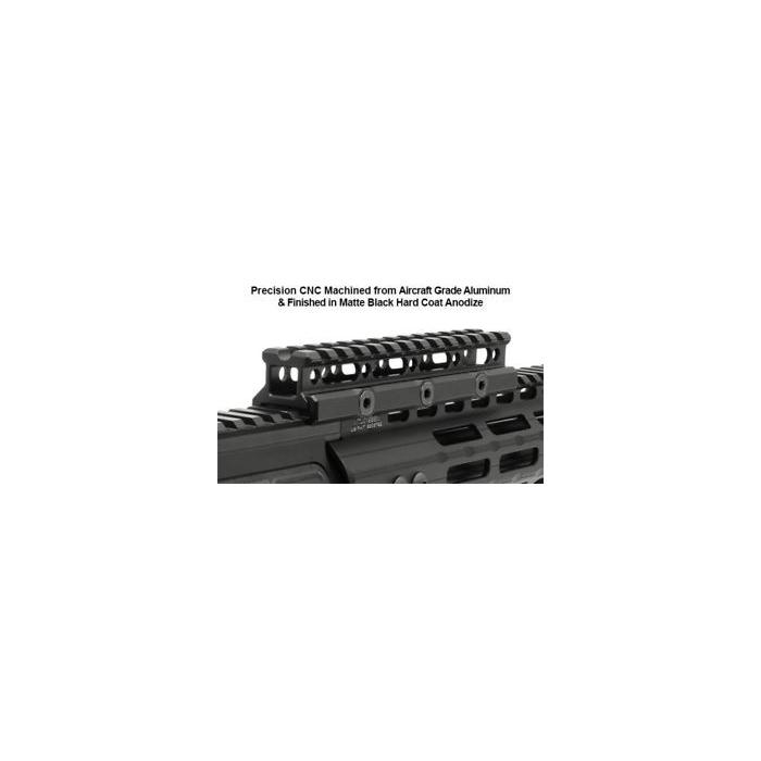 Zvýšená montáž střední MED 1,9 cm, 13 SLOTS UTG