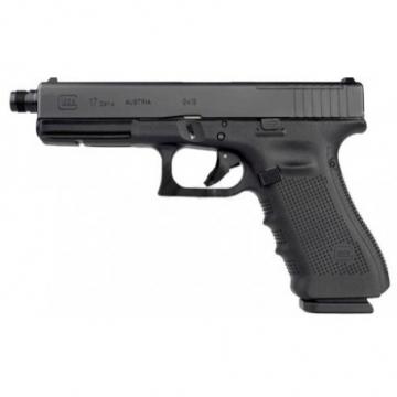 Pistole GLOCK 17 Gen 4 se závitem M13,5x1mm (ráže 9x19mm)