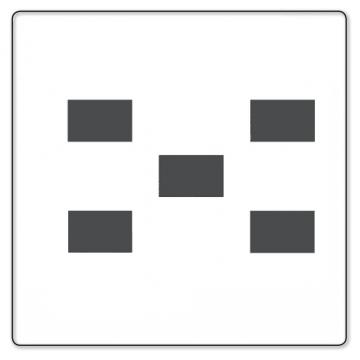 Terč domino
