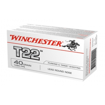 Winchester .22LR T 22 Target