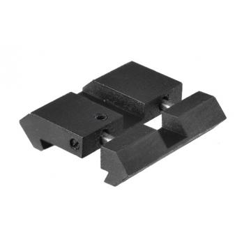 Adaptér (vložný) z 11-16 mm na 22 mm Picatinny/Weaver – UTG