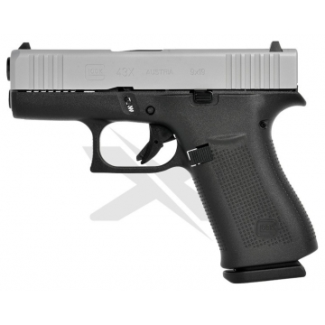 Pistole GLOCK 43X - 9x19 mm