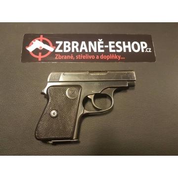 Pistole CZ vzor 42 ráže 6,35 Browning