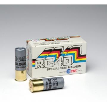 Brokové náboje RC 40 Special Semi Magnum 12G, 70mm, 3,9 mm, 40 g