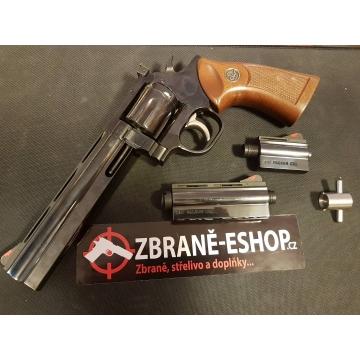Revolver Dan Wesson .357 Mag. + dvě hlavně