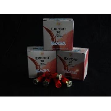 Náboj SAGA 12x70 Export 28g-5 (3,00mm)