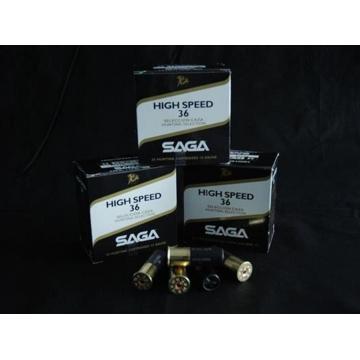 Náboj SAGA 12x70 HighSpeed 36g-1 (4,00mm)