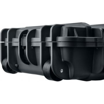 Přepravní kufr na dlouhou zbraň 130 cm NUPROL černý