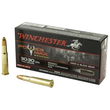 Winchester náboj POWER MAX BONDED 30-30 WIN 150 GR