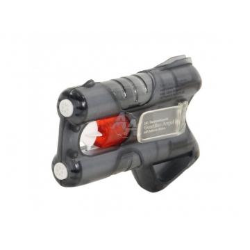 Obranná (pepřová) pistole GUARDIAN ANGEL III OC - černá