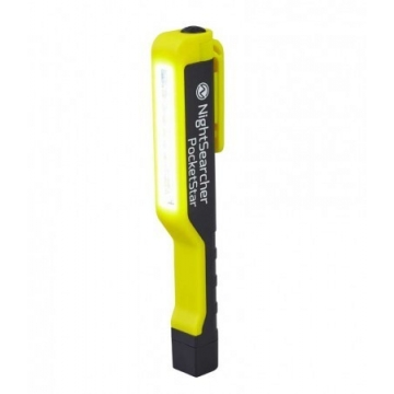 POCKETSTAR-Montážní (inspekční) LED svítilna s magnetickým klipem 150lm