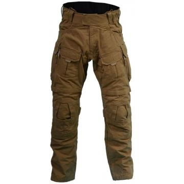 Kalhoty taktické OMEGA LS FDE (CZ 4M) hnědé