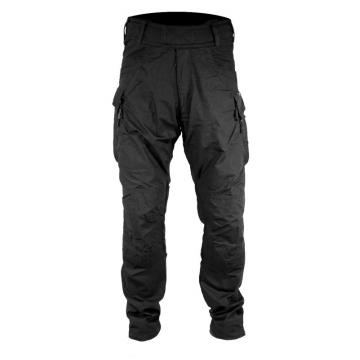 Kalhoty průzkumné RECON HD black (CZ 4M) - černé