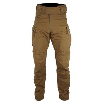 Kalhoty průzkumné RECON LS FDE (CZ 4M) - hnědé