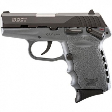 SCCY CPX-1 (9mm Luger)