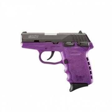 SCCY CPX-1 (9mm Luger) - fialová