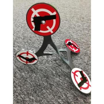 Terč kráčející/otočný CZ PROTECT
