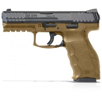 HK SFP9-SF 9mm x 19 RAL