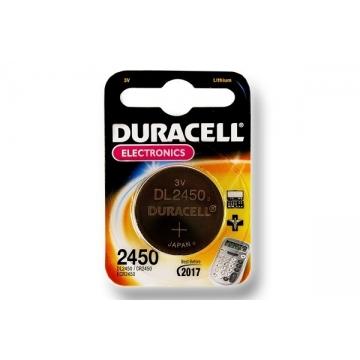 Baterie Duracell 3V, CR2450, DL2450, BR2450, KL2450, LM2450