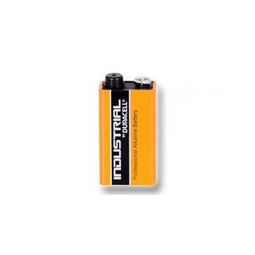Baterie Duracell Industrial 9V, 6LR61, A1604, 6LF22, 6F22, 6UM6, MN1604, LR22